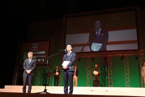 サッポロスマイルアワード2016にて当グループ代表山本壮一が【テレビ北海道賞】を受賞